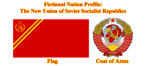 Fictional Nation Profile of the New USSR by RedRich1917
