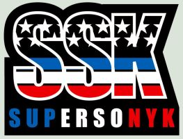 Supersonyk SSK logo by supersonyk