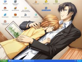 Skip Beat - Desktop 0.7 by Silver-Nightfox