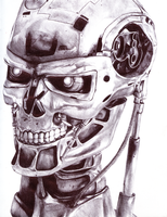 Terminator 2 by bullethead