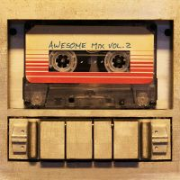 Awesome Mix Vol. 2 Cover by xx1simon1xx