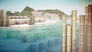 Water Kingdom.. by MinecraftParadise