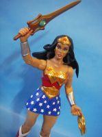 Custom She-Ra Wonder Woman MOTU/DC Crossover by cusT0M