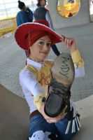 Jessie , the yodeling girl by Lady-Ragdoll