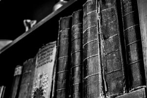 Old Books by Glazier213