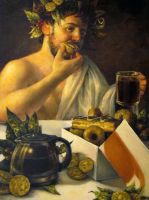 Bacchus by AnnPars