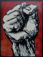 fist by studiofrench