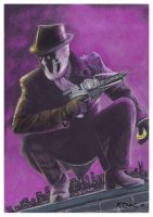 Rorchach from the Watchmen by ktalbot