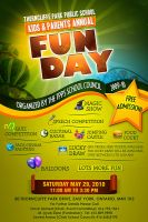 Fun Day Poster by aliather
