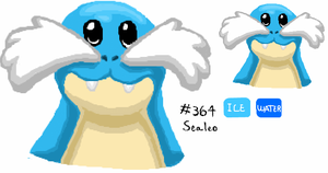 Pokemon Sealeo