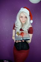 Christmas pin up 09 by GifsandStock