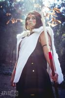 Photoshoot Cosplay: San by Arvalus