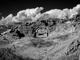 Ruins. Turkey by GaryTaffinder