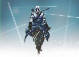 Assassins Creed III -Connor- by francosj12