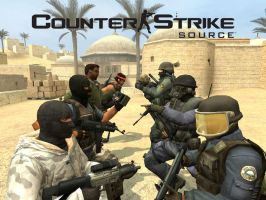 Counter Strike Wallpaper by CobraCalhoun