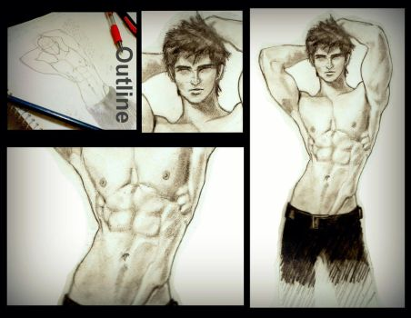 Body Study. by emyang300