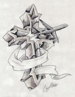 911 Memorial Tattoo Design by NarcissusTattoos