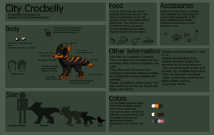 City Crocbelly sheet by Shamboro