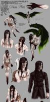 OC concepts - Daegan Frayne by luckyraeve