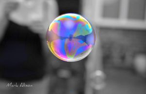 Bubble by Mark-Allison