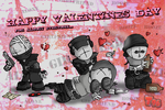 Madness Valentines by Tarantulaben