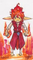 Renegade Time! :: Angry little Fireball by LadyFitz