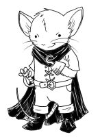Mouse Guard Mouse by huevos86