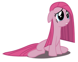 Pinkamena Vector by ikillyou121