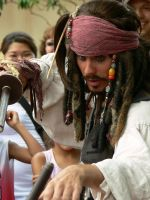 Captain Jack Sparrow by worldtraveler08