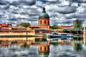Toulouse by NumericArt