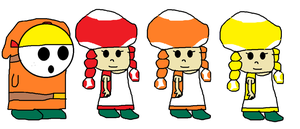 Scott With Toadette Sisters by hershey990