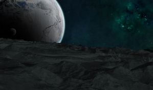 View From The Moon by BS4711