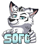 Commission - Sofo Badge by Drako1997