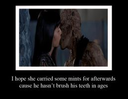 Mummy Returns: She Kissed A Mummy OMG! by Kyukitsune