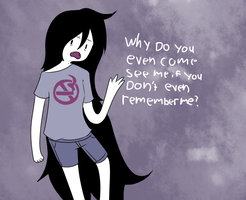 Do You Even Remember? by CosmicLighter