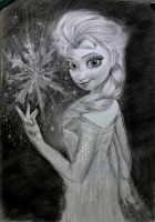 Elsa final stage by Thesadsteven