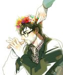 Hannibal: a flower crown by mixed-blessing