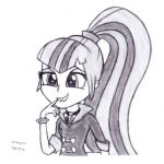 Sonata Biting Her Lip by DrChrisman