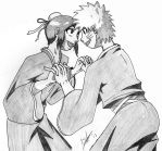 Commission   Naruto And Momo By Lanky Nathan by TheRealKyuubi16
