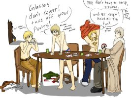 APH Strip Poker by nargirl