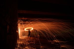 Steel wool photography by gama1138
