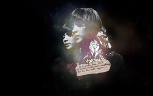 Taemin wallpaper by couturepassion