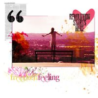 freedom feeling by justbestrong