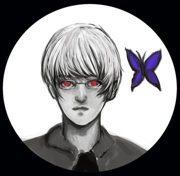 Kishou Arima:I was finally able to leave something by Gelodevs