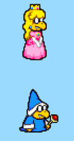 MLSS Peach Preview? by PxlCobit