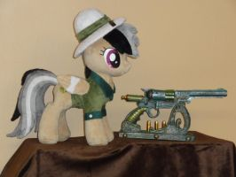 Daring Do is Ready For Action by WhiteDove-Creations