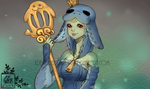 Urf the Nami-tee by xDewberryPaintx