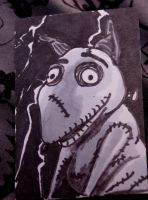 Frankenweenie by lightningstrikeart