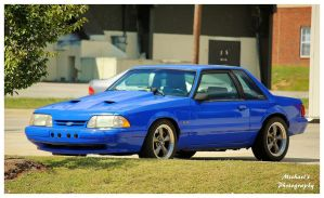 A Nice Fox Body Mustang by TheMan268