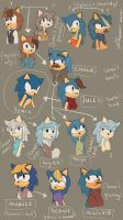 Sonic's Family-Tree... by AllesiaTheHedge